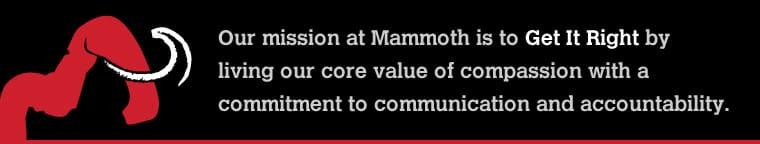 mammoth-mission