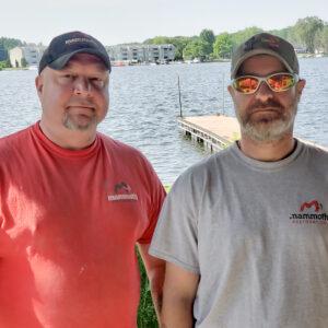 Matt Lindy & Randy Beerbower