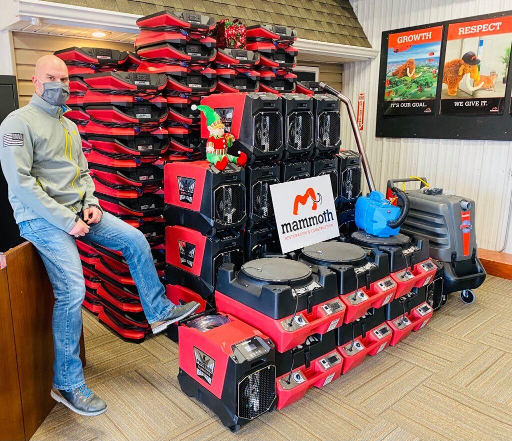 Jon Vogt - Mammoth Restoration and Equipment